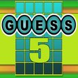 Guess 5 Game